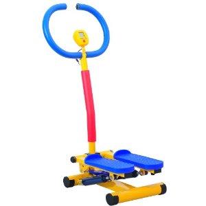 מדהים מכשיר כושר מיני סטפר לילדים | ציוד חדר כושר לילדים | פיטנר ספורט SK-25